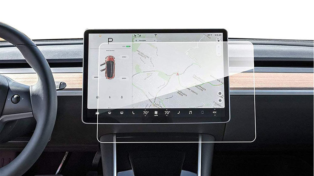 Screen Protector for Tesla Model Y & Model 3