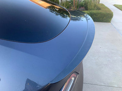 Tesla Model Y Rear Trunk Spoiler - 5