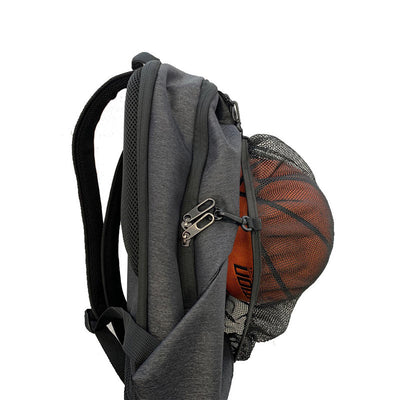 Backpack with external USB port - 3