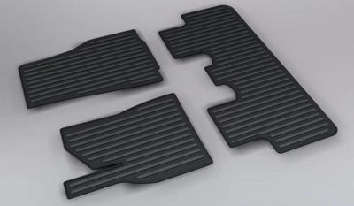 2020-2021 Tesla Model Y Rubber Floor Mats - 3