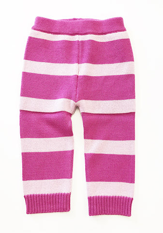 Playwoolies from Sloomb - Orchid Stripe