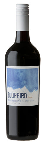 Bluebird Mountain Cuvée, California Red Blend - 2013
