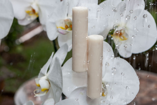 GOMISO | Raw Silk Shampoo Stick with Goat Milk, Thailand