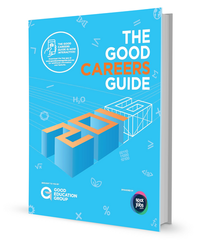 The Good Careers Guide 2016
