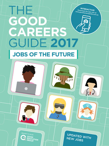 The Good Careers Guide 2017