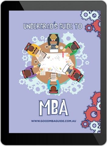 The Good MBA Guide eBook
