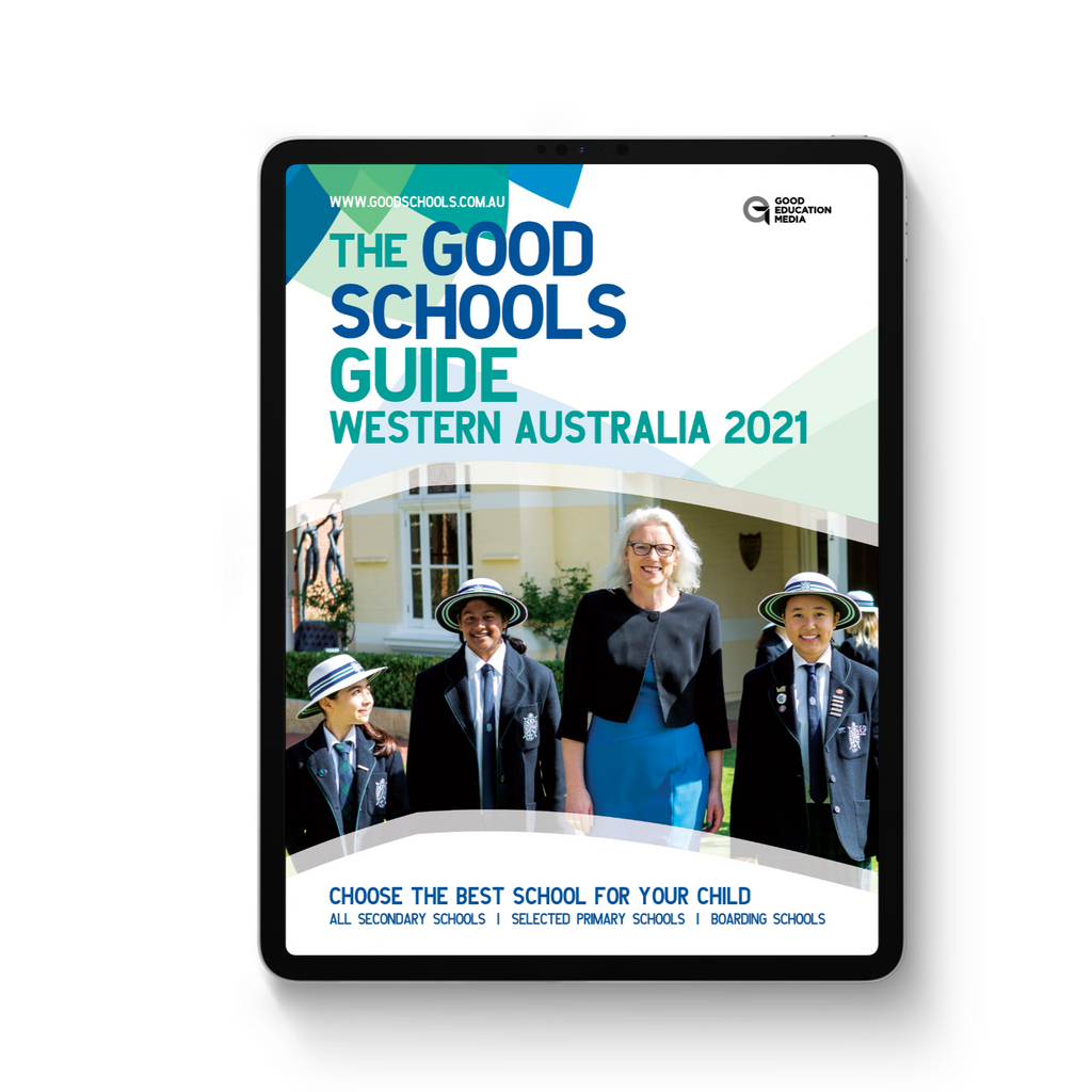 The Good Schools Guide Western Australia 2021 eBook