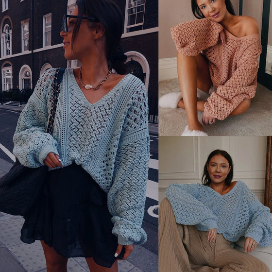 KNITTED SWEATERS - DiPrié