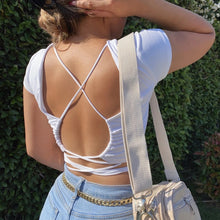 Backless Tops - DiPrié
