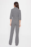 Crowbar Patterned Jumpsuit - DiPrié