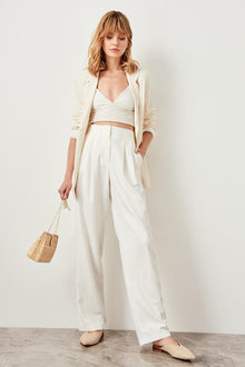 Wide Leg Pants - DiPrié