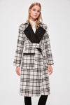 Pattern Arched Coat - DiPrié