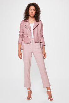 Pink Lacing  Pants - DiPrié