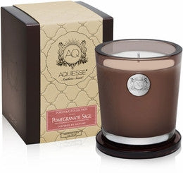Pomegrante Sage Candle