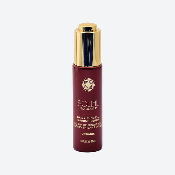 Organic Daily Sunless Tanning Serum