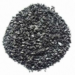 Acid-washed activated carbon
