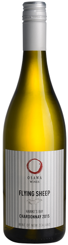 Flying Sheep Chardonnay 2015