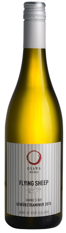 Flying Sheep Gewurztraminer 2015
