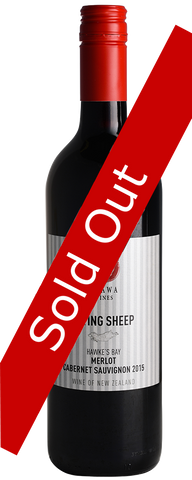 Flying Sheep Merlot Cabernet Sauvignon 2015