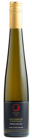 Prestige Collection Late Harvest Gewurztraminer 2013