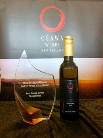Osawa Prestige Collection Pinot Noir 2013