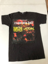 Load image into Gallery viewer, Straight Outta Hell Tour Shirt