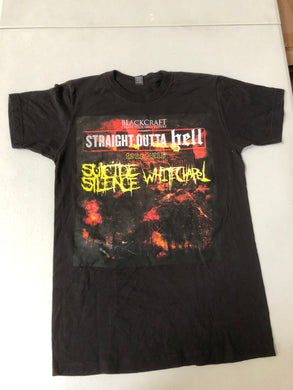 Straight Outta Hell Tour Shirt