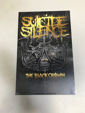 The Black Crown Album Poster (11x17)