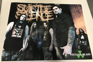 Nuclear Blast Promo Poster (18x24)