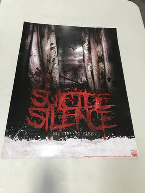 No Time To Bleed Album Poster (18x24)