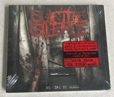 No Time To Bleed CD (Slipcase)