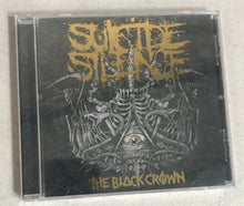 Load image into Gallery viewer, The Black Crown CD