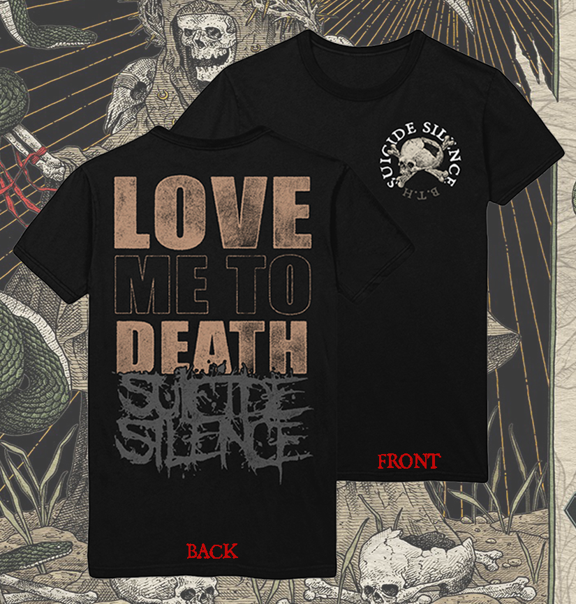 Love Me To Death T-Shirt