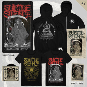 """Become The Hunter"" Pre-Order Bundle #7"