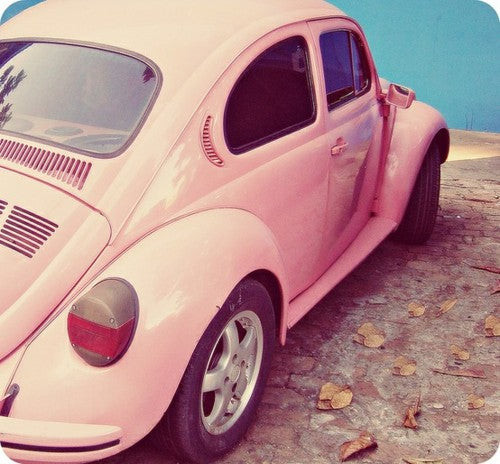 Snoozie and Moose Pink VW grande?1861