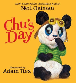 Chu's Day Neil Gaiman Singapore
