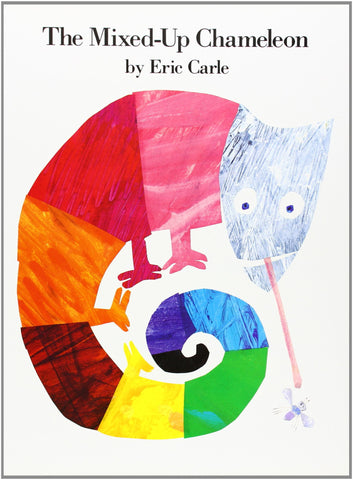 Eric Carle The Mixed Up Chameleon Singapore