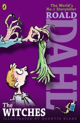 The Witches by Roald Dahl (Paperback)