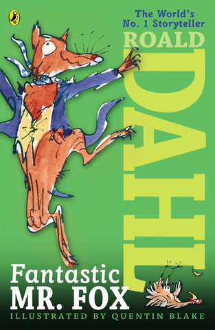 Roald Dahl Fantastic Mr Fox Singapore