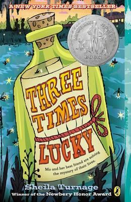 Three Times Lucky by Sheila Turnage (Paperback)