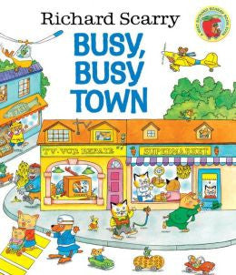 Richard Scarry Richard Scarry's Busy, Busy Town Singapore