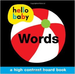 Roger Priddy Hello Baby Words Singapore