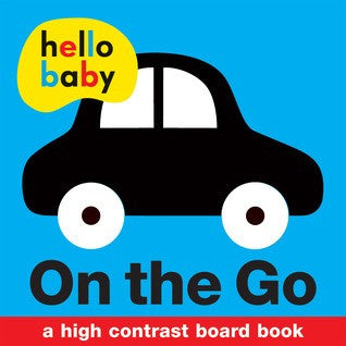 Roger Priddy Hello Baby On the Go Singapore