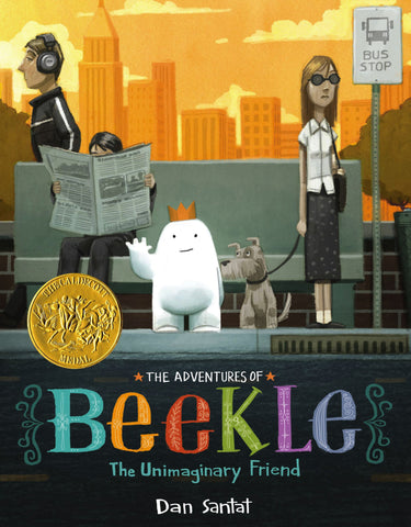 Dan Santat The Adventures of Beekle The Unimaginary Friend Singapore Caldecott