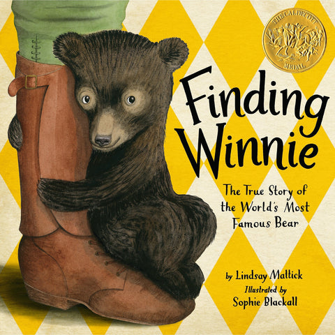 Lindsay Mattick Finding Winnie The True Story of the World's Most Famous Bear Singapore