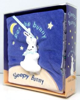 Golden Books Sleepy Bunny Pat the Bunny Singapore