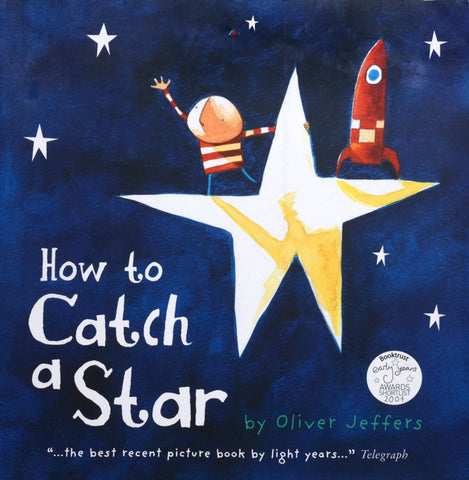 Oliver Jeffers How to Catch a Star Singapore