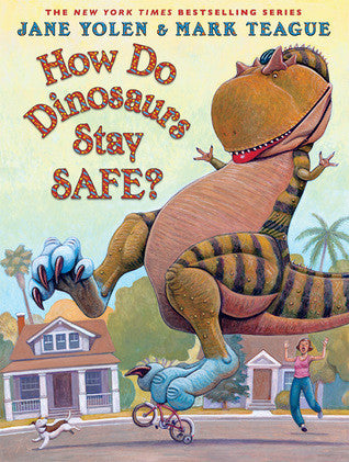 Jane Yolen How Do Dinosaurs Stay Safe Singapore
