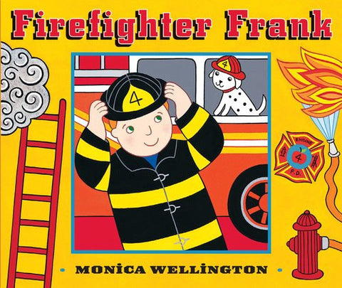 Monica Wellington Firefighter Frank Singapore
