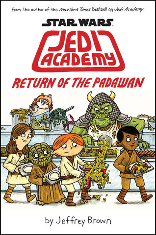 Jeffrey Brown Star Wars Jedi Academy #2 Return of the Padawan Singapore